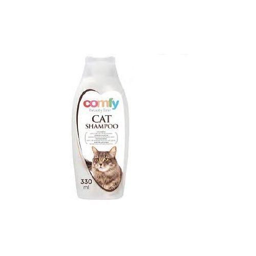 Comfy szampon dla kota 330 ml- rób zakupy i zbieraj punkty payback - darmowa wysyłka od 99 zł (5905546211253)