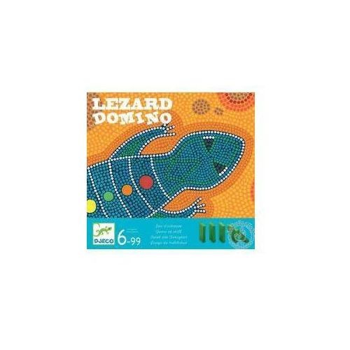 Gra zręcznościowa - lezard domino dj08437 marki Djeco