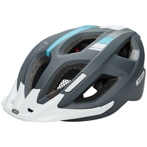 Abus aduro 2.0 kask rowerowy szary m | 52-58cm 2018 kaski rowerowe