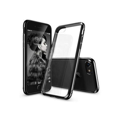 Apple iPhone 8 - etui na telefon Ringke Fusion - czarny, kolor czarny