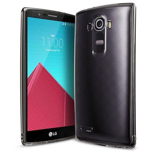 Etui Rearth Ringke Fusion LG G4, smoke black (8809419557257)