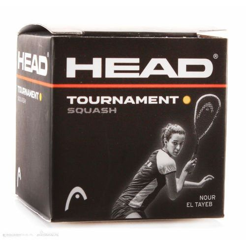 tournament squash ball 1szt marki Head