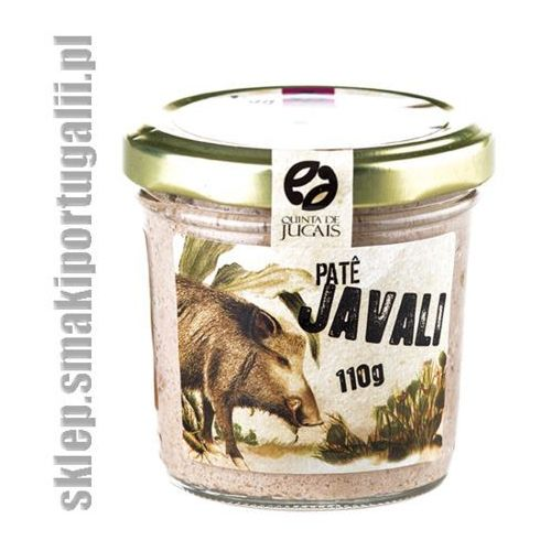 Portugalskie pate z dzika 110g - produkt z kategorii- Konserwy i pasztety mięsne