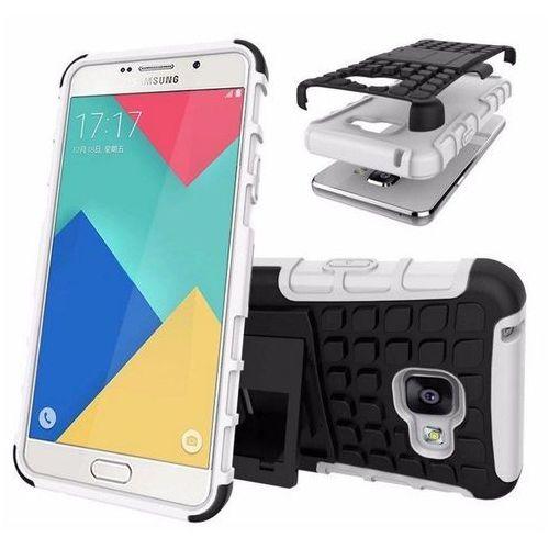 Perfect Armor Biała   Pancerna obudowa etui dla Samsung Galaxy A5 2016 - Biały