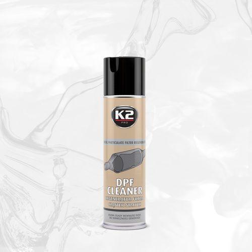 K2 Dpf cleaner profesjonalny spray do czyszczenia filtrów dpf bez zdejmowania - 500ml