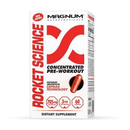 Magnum nutraceuticals rocket science 60kaps