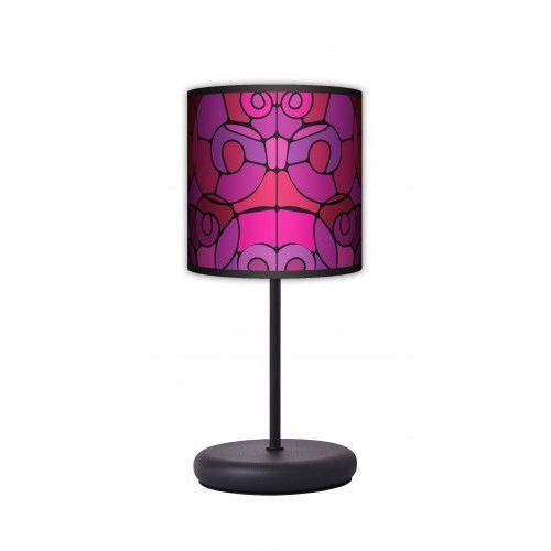 Lampa stojąca eko - witraż black marki Fotolampy