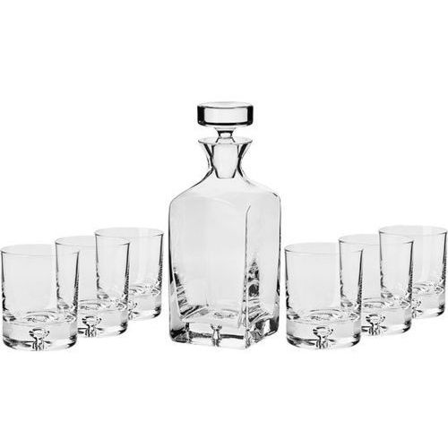 Karafka i szklanki do whisky Legend 7 el.