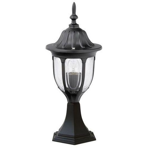 Rabalux Lampa stołowa zewnętrzna ogrodowa milano 1x60w e27 ip43 czarny 8343