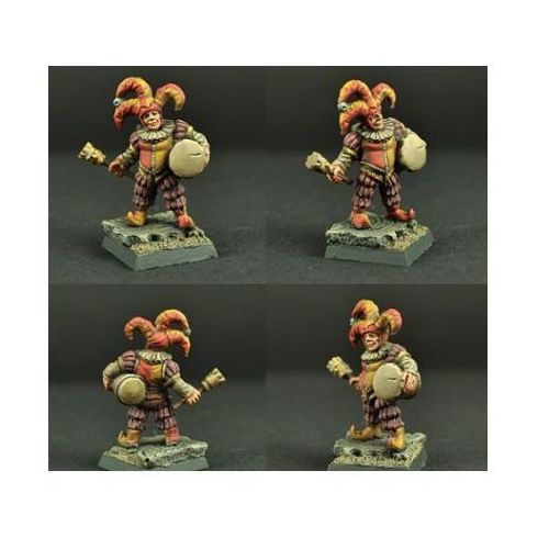 Scibor 28FM0125 - Town Guard Drummer 28mm