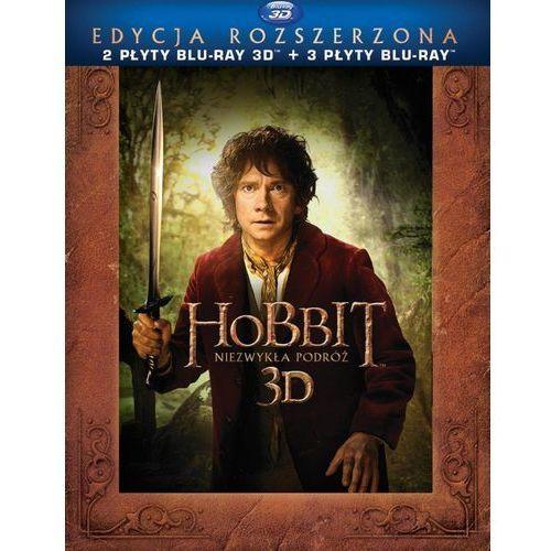 Galapagos films / warner bros. home video Hobbit: niezwykła podróż 3 - d edycja rozszerzona (7321999327606)