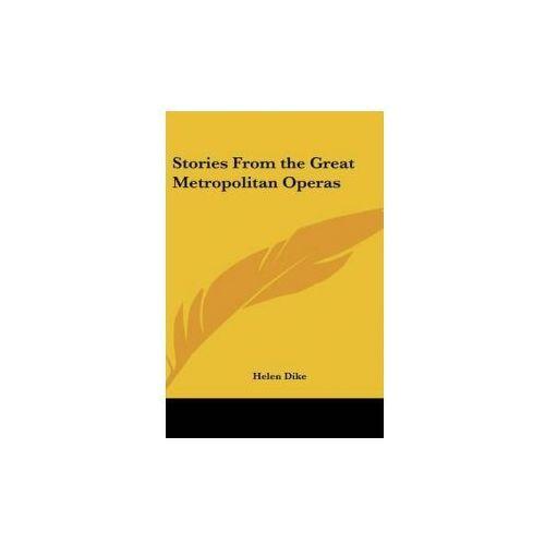 STORIES FROM THE GREAT METROPOLITAN OPER, pozycja z kategorii Literatura obcojęzyczna
