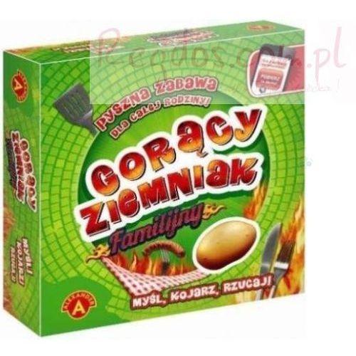 Gorący ziemniak familijny produkt polski relkama tv marki Alexander