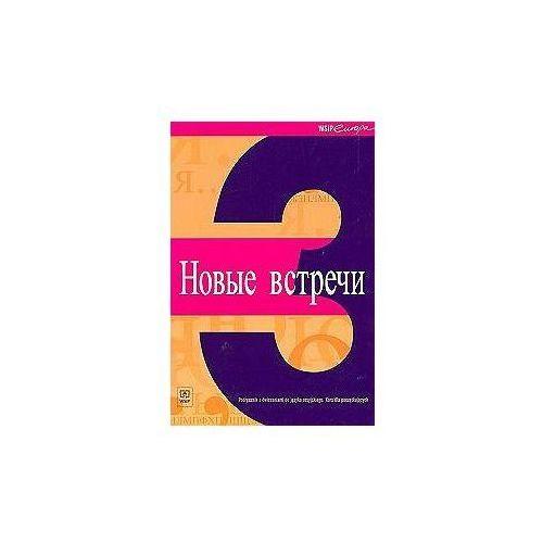 Nowyje Wstrieczi 3 Podręcznik Z Ćwiczeniami Z Płytą Cd (opr. miękka)