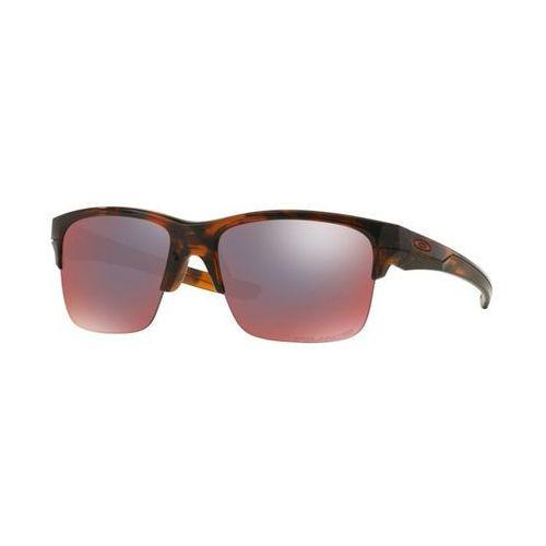 Oakley Okulary słoneczne oo9317 a thinlink asian fit polarized 931706
