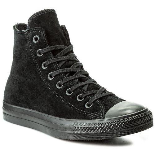 Trampki CONVERSE - Ctas Hi 157520C Black/Black/Black, w 4 rozmiarach