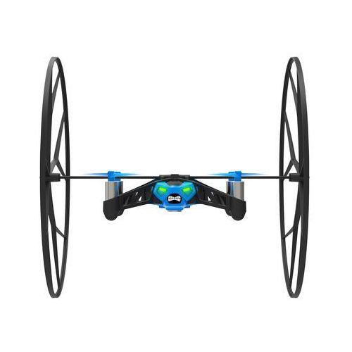 Dron  rolling spider wyprodukowany przez Parrot