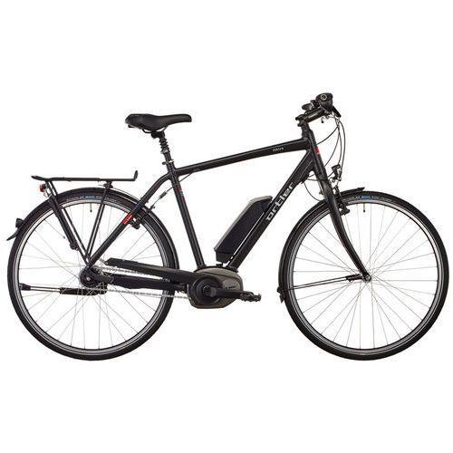 """Ortler zürich fl rower elektryczny miejski 7-biegowy czarny 55 cm (28"""") 2017 rowery elektryczne"""