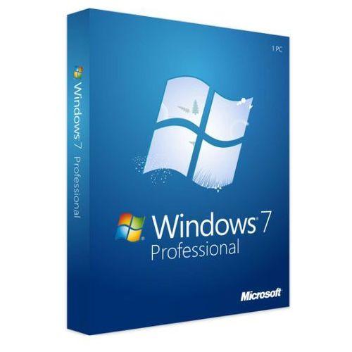 Microsoft Windows 7 professional/wersja pl/nowy klucz elektroniczny/szybka wysyłka/f-vat 23%