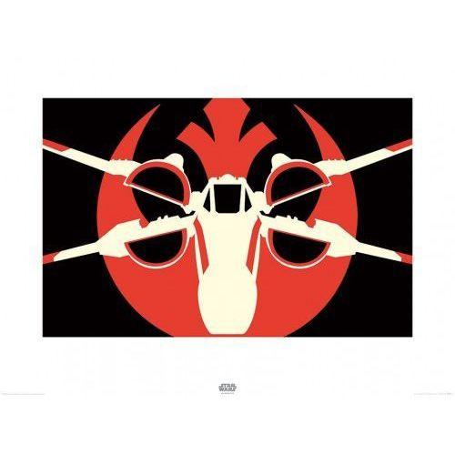 OKAZJA - Star Wars The Force Awakens X-Wing - reprodukcja