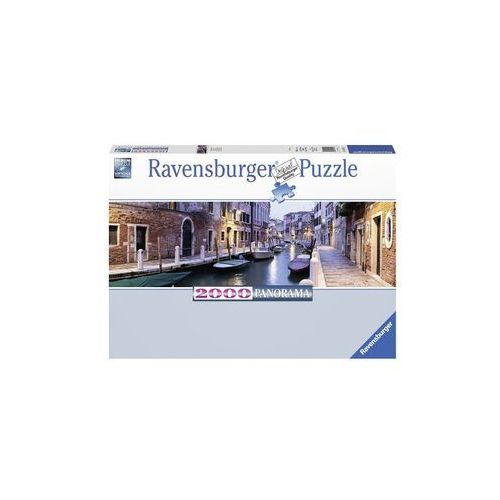 Ravensburger Puzzle 2000 elementów wenecja panorama rap166121 (4005556166121)