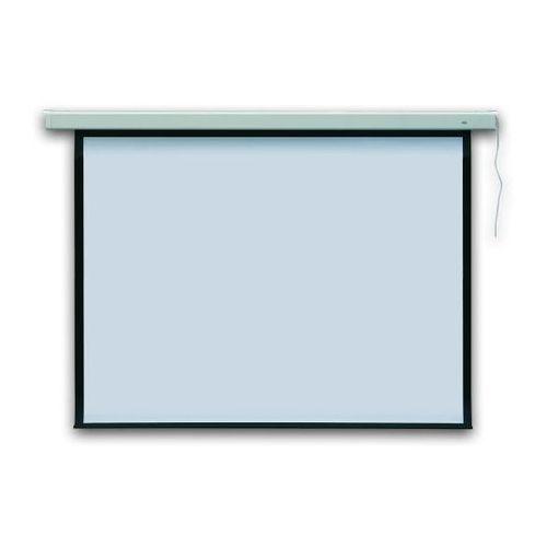 Ekran projekcyjny 114 x 153 cm elektryczny  profi - x06096 marki 2x3