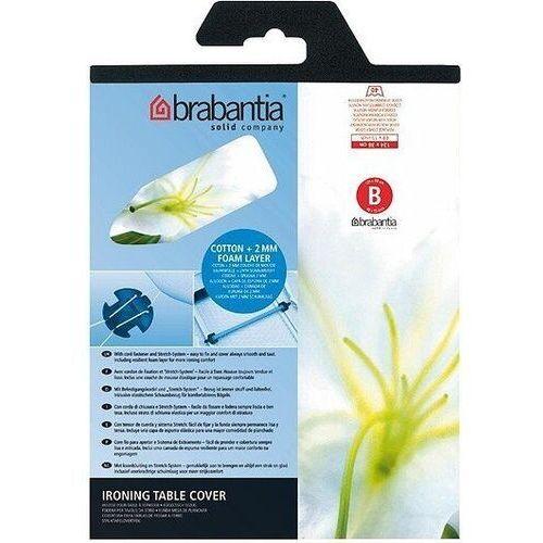 Pokrowiec na deskę do prasowania Brabantia blossom rozm. B pianka 2 mm (8710755191404)