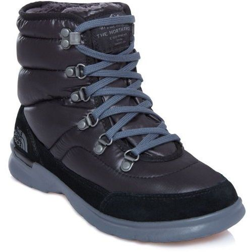buty zimowe damskie w thermoball lace ii shtnfblk/irgtgy 39, The north face