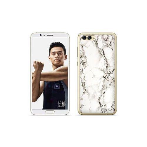 etuo Fantastic Case - Huawei Nova 2S - etui na telefon Fantastic Case - biały marmur, ETHW652FNTCFC028000