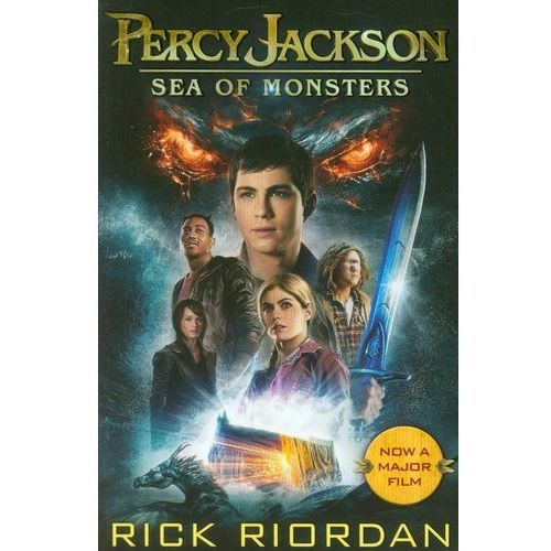 Percy Jackson and the Sea of Monsters (9780141346137)
