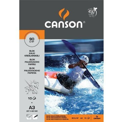 Canson Kalka techniczna a4/10k. 90g ca6666177 (5906485190807)
