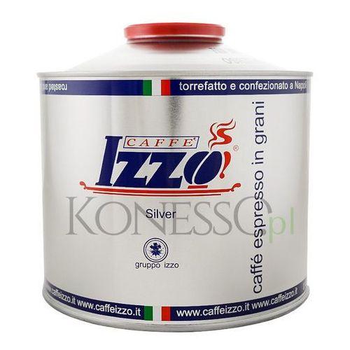 Kawa ziarnista IZZO Silver Neapolitano 1kg, 001002