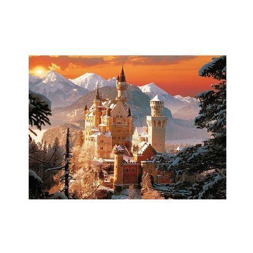 3000 el. zamek neuschwanstein zimą marki Trefl