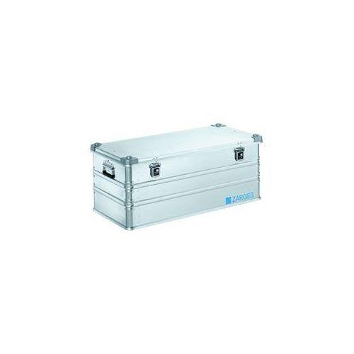 Aluminiowa skrzynka transportowa,poj. 162 l, dł. x szer. x wys. wewn. 950 x 450 x 380 mm marki Zarges