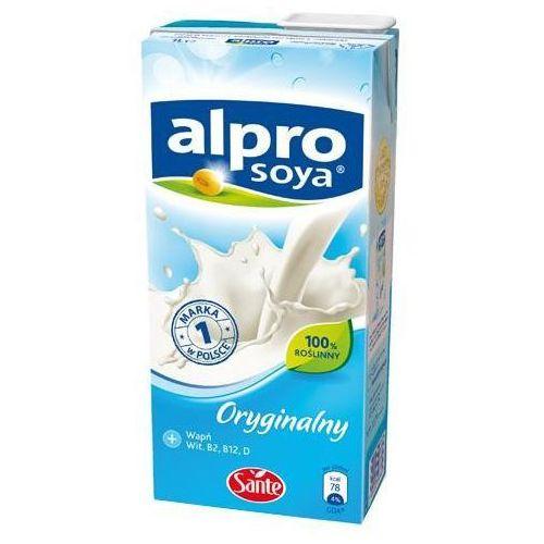 Sante Alpro soya oryginalny napój sojowy o smaku naturalnym 1 l (5411188543381)