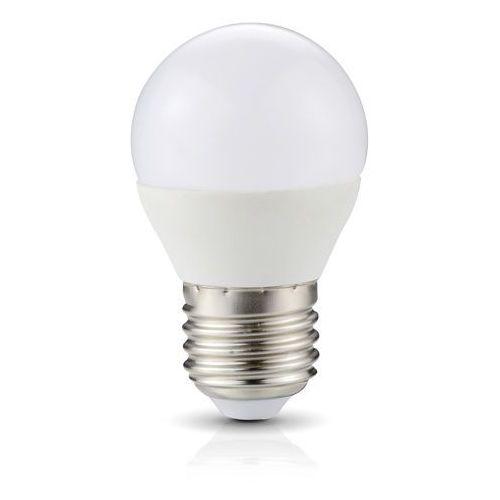 Żarówka LED E27 MB 4,5W barwa CIEPŁOBIAŁA 5900605091340 - Kobi Light - Rabat w koszyku