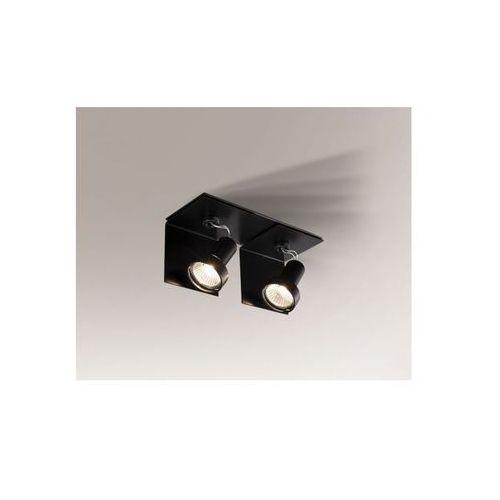 Shilo Hamada 2222-b reflektor wpuszczany gu10 czarny