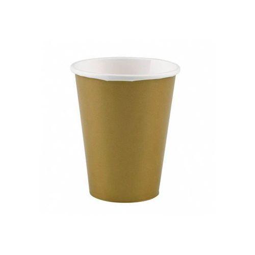 Kubeczki złote - 266 ml - 8 szt. (0048419066682)