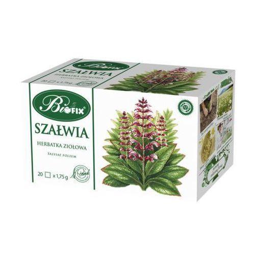 Herbata ziołowa szałwia 35 g  od producenta Bifix