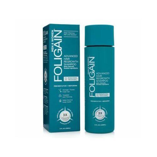 Szampon Foligain Trioxidil Minoxidil przeciw wypadającym włosom, 021