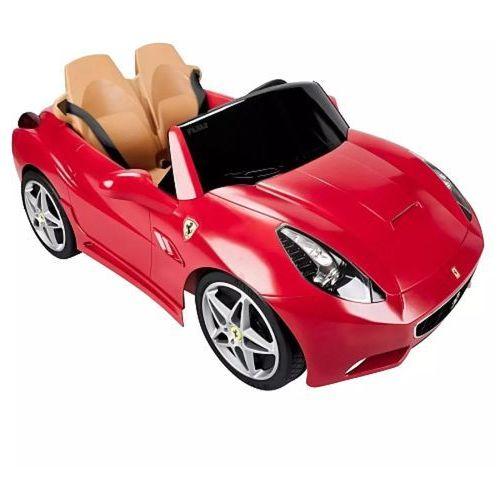 Feber Elektryczny samochód dla dzieci Ferrari California, 12 V (8410779563309)