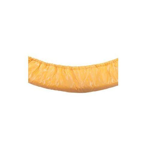 Gofit Athletic24 92 cm - osłona sprężyn, pomarańczowa