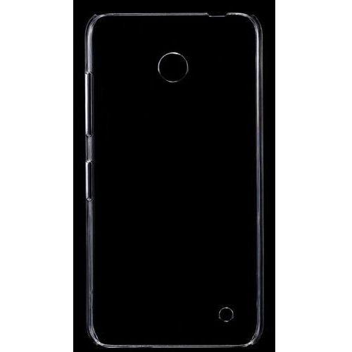 Obudowa Ultra Slim Nokia Lumia 630 / 635 Przezroczysta