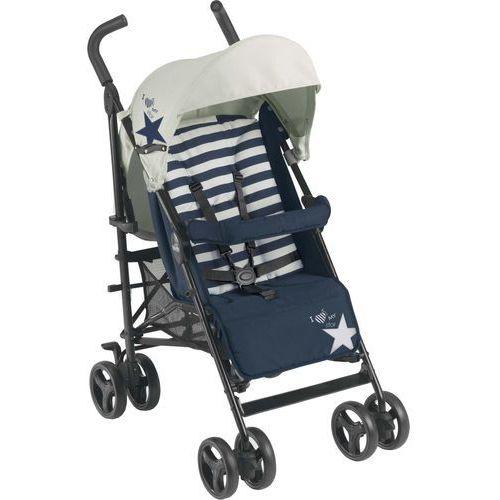 wózek spacerowy flip, ciemny niebieski marki Cam