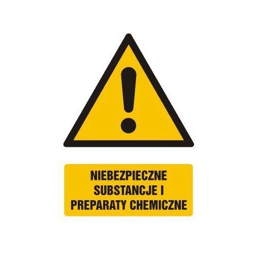 Top design Niebezpieczne substancje i preparaty chemiczne