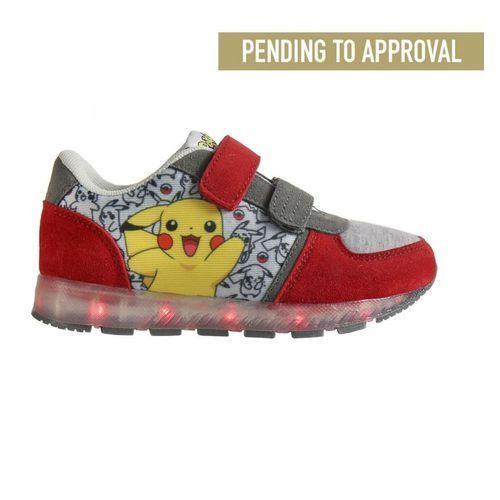 Buty sportowe ze światełkami LED Pokemon: Rozmiar: - 30