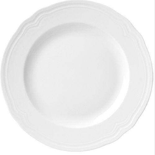 Talerz płytki porcelanowy śr. 21.5 cm classic marki Fine dine