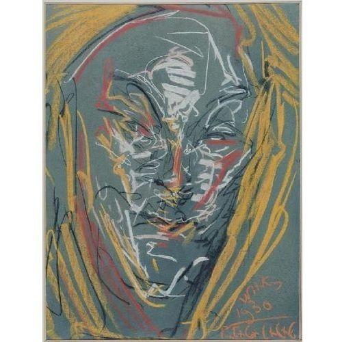 Reprodukcja portret heleny białynickiej biruli stanisław ignacy witkiewicz witkacy, marki Deco-strefa – dekoracje w dobrym stylu