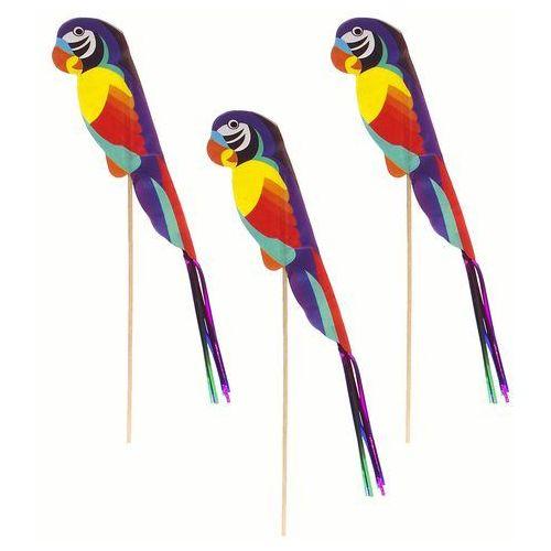 Ozdoby do drinków, papuga 100 szt. | TOMGAST, FF-16780-6