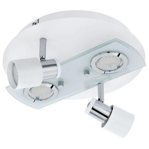 Eglo 32002 - led lampa sufitowa pawedo 1 4xgu10-led/3w/230v (9002759320027)